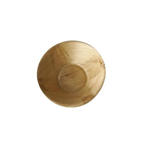 """10 * 50 Fingerfood - Schalen, Bambus """"pure"""" rund 55 ml Ø 7,5 cm · 3 cm"""