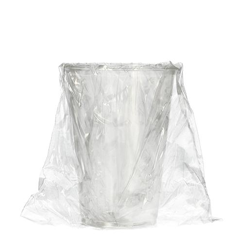 """30 x 50 Kaltgetränkebecher, PLA """"pure"""" 0,2 l Ø 7,03 cm · 9,7 cm glasklar einzeln gehüllt"""