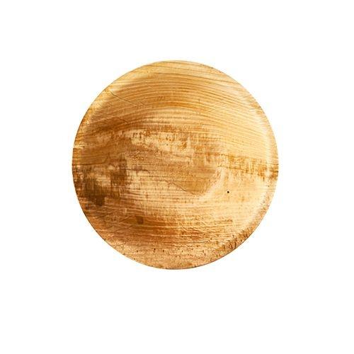 """10 * 6 Schalen, Palmblatt """"pure"""" rund 200 ml Ø 13 cm · 3 cm"""