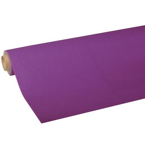 "Tischdecke, Tissue ""ROYAL Collection"" 5 m x 1,18 m lila"