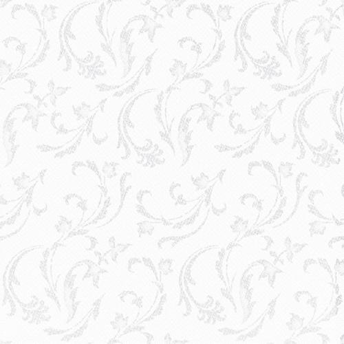 "Servietten ""ROYAL Collection"" 1/4-Falz 40 cm x 40 cm weiss ""Damascato"""