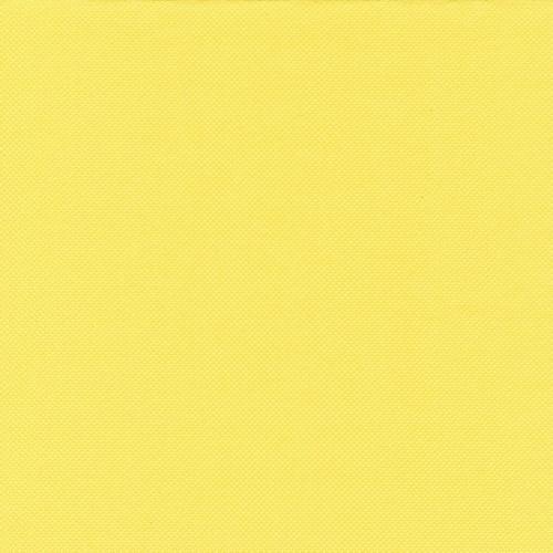 """12 x 20 Servietten """"ROYAL Collection"""" 1/4-Falz 33 cm x 33 cm gelb"""
