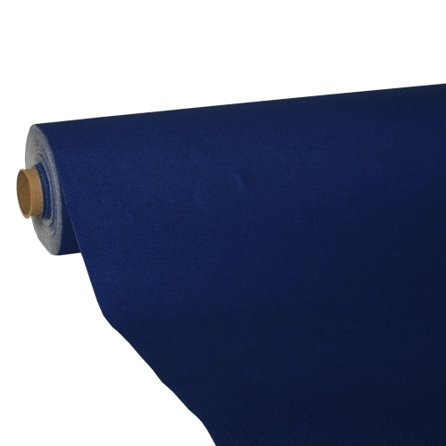 """Tischdecke, Tissue """"ROYAL Collection"""" 25 m x 1,18 m dunkelblau"""