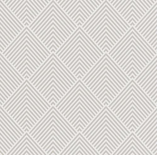 "5 x 50 Servietten ""ROYAL Collection"" 1/4-Falz 40 cm x 40 cm grau ""Elegance"""