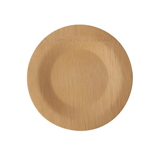 """Teller, Bambus """"pure"""" rund Ø 18 cm · 1,5 cm"""