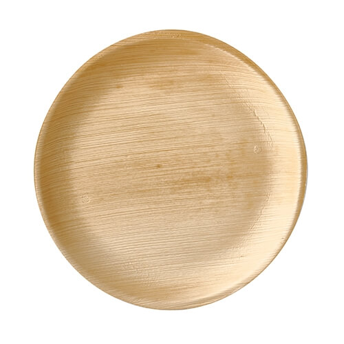 "Teller, Palmblatt ""pure"" rund Ø 25 cm · 2 cm"