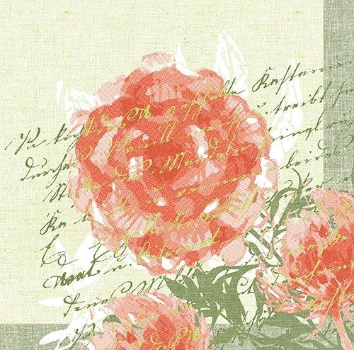 """Servietten """"ROYAL Collection"""" 1/4-Falz 40 cm x 40 cm nektarine """"Provencal"""""""