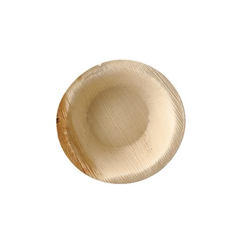 """Schalen, Palmblatt """"pure"""" rund 100 ml Ø 10 cm · 3 cm"""