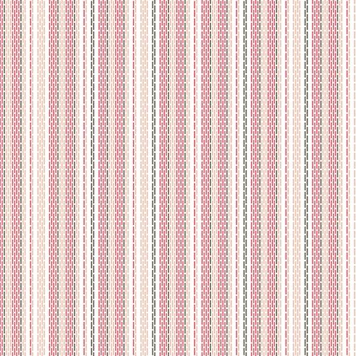 """5 x 50 Servietten """"ROYAL Collection"""" 1/4-Falz 40 cm x 40 cm rosé """"Chirala"""""""