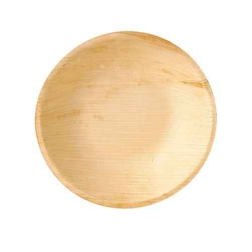 """1 x 25 Schalen, Palmblatt """"pure"""" rund 300 ml Ø 17,5 cm · 3,5 cm"""