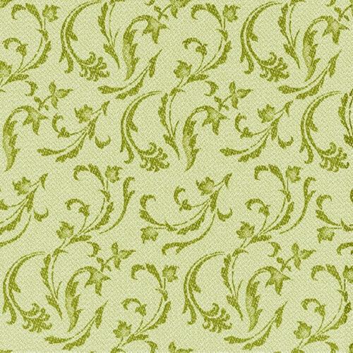 """5 x 50 Servietten """"ROYAL Collection"""" 1/4-Falz 40 cm x 40 cm olivgrün """"Damascato"""""""