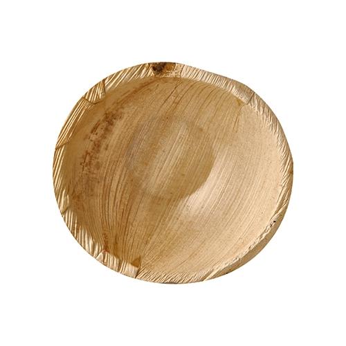 """4 x 25 Schalen, Palmblatt """"pure"""" rund 425 ml Ø 15 cm · 6,5 cm"""
